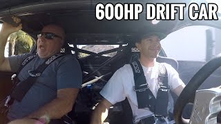 Download Scaring my Girlfriend's Dad in my Drift Car Video