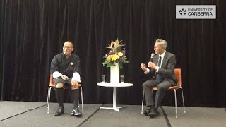 Download Prime Minister of Bhutan the Hon. Tshering Tobgay at UC Video