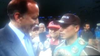 Download Adrian broner Vs mikey garcia post fight Video
