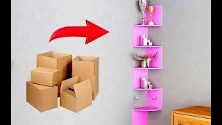 Download افكار منزلية يدوية للديكور 2017بسيطه Diy room deco Video