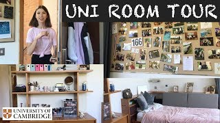 Download UNI ROOM TOUR 2ND YEAR | CAMBRIDGE UNIVERSITY JESUS COLLEGE Video