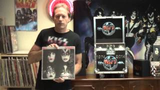 Download KISS / 1974 - 2014 KISS VINYL ALBUM ROADCASE BOXSET Video