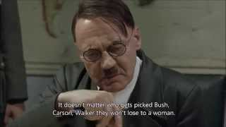 Download Funny: Hitler's reaction to hearing Donald Trump is a presidential candidate Video