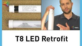 Download T8 LED Retrofit: Auf was Sie bei der Umrüstung auf LED-Tube achten sollten [watt24-Video Nr. 162] Video