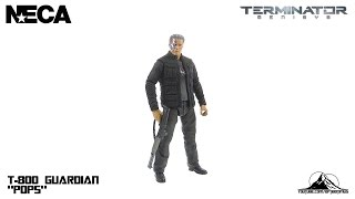 Download NECA Terminator Genisys ″Pops″ Guardian T-800 Video Review Video