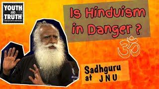 Download Is Hindu Religion in Danger ? Sadhguru at JNU Video