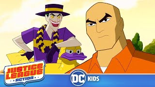 Download Justice League Action   Joker's Big Day Out   DC Kids Video