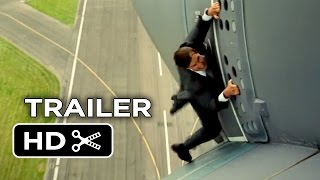 Download Mission: Impossible - Rogue Nation Official Trailer #1 (2015) - Tom Cruise, Simon Pegg Spy Movie HD Video