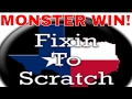 Download Super Monster Win! - 100x the Ticket Value! - Subscribe to Fixin to Scratch Video