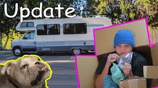 Download Moving Into a Motorhome Video
