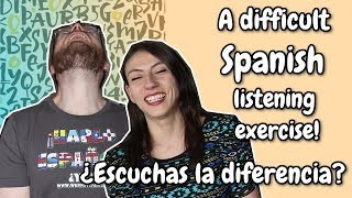 Download How Good Are your Listening Skills in Spanish? - INSTRUCTION vs PRETERITE Video