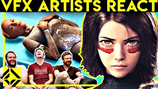 Download VFX Artists React to Bad & Great CGi 9 Video