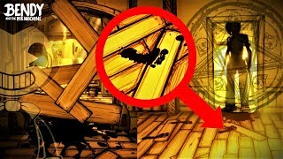 Download Bendy's Mysterious Footprints EXPLAINED! (Bendy & the Ink Machine Theories) Video