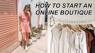 Download HOW TO START AN ONLINE BOUTIQUE IN LESS THAN 30 DAYS Video