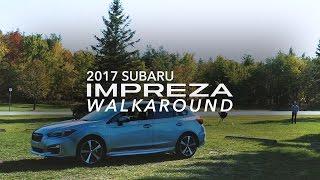 Download 2017 Subaru Impreza - Walk-around Video