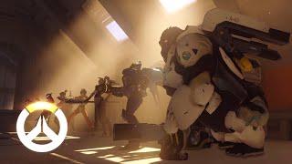 Download Overwatch Gameplay Trailer Video