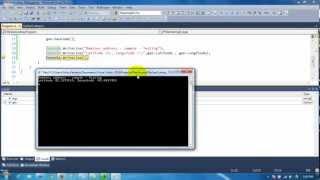 Download Geo Coding with C# using Google API Video