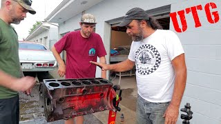 Download Wrenching Classic Cars- Homestyle Engine Rebuild Part 4 Video