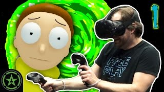 Download VR the Champions - Rick and Morty: Virtual Rick-Ality Part 1 Video