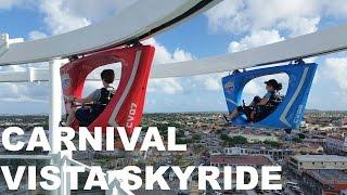 Download Carnival Vista SkyRide and Waterslides Video