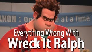 Download Everything Wrong With Wreck-It Ralph In 15 Minutes Or Less Video