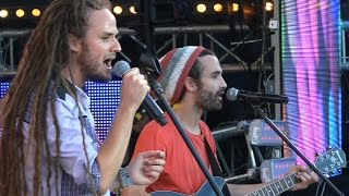 Download The Banyans (F)- Live @ Ostróda Reggae Festival 2015 ( World Reggae Contest) Video