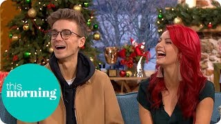 Download Joe Sugg Refuses to Deny Strictly Dating Rumours | This Morning Video