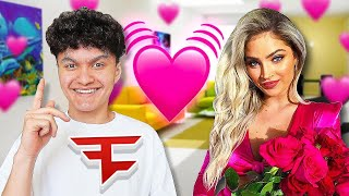 Download Little Brothers CRUSH Reacts to Joining FAZE! (FaZe Jarvis' NEW Girlfriend) Video