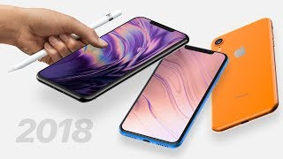 Download 2018 iPhone 9/X Plus Leaks! Apple Pencil & 512GB Support! Video