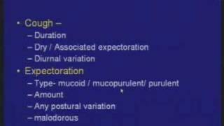 Download Approach to Respiratory Disorders-5 Video