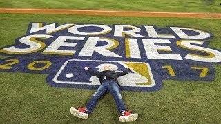 Download Running on the Field At 2017 World Series! Video