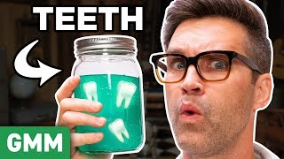 Download Leaving Things In Mouthwash For A Month Video