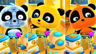 Download Baby learn colors, Have Fun with Baby Panda, Educational game Video