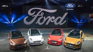 Download Next Generation Ford Fiesta Video