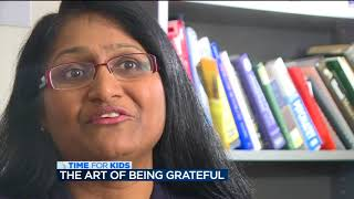 Download The art of gratitude: Doctors say giving thanks improves your health Video