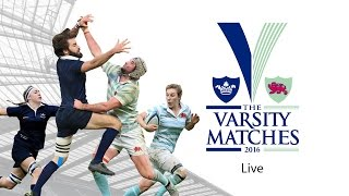 Download 2016 Rugby Varsity Match Oxford Uni v Cambridge Uni - Battle of the Blues Video