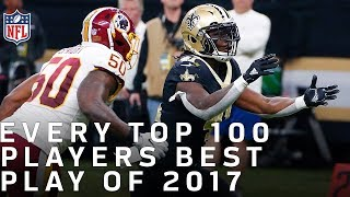 Download Every Top 100 Players of 2018's Best Play from 2017 | NFL Highlights Video