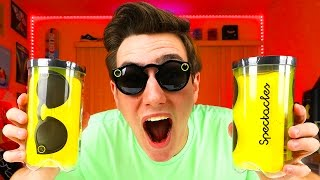Download I Got The Snapchat Spectacles Early Video