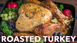 Download Dinner: Thaksgiving Turkey Recipe - Natasha's Kitchen Video