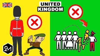 Download Top 10 Things You Should Never Do In UK Video