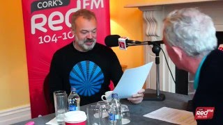 Download Neil Prendeville Speaks To Graham Norton | Cork's RedFM Video