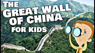 Download Great Wall of China for Kids | Facts Video for Children Video