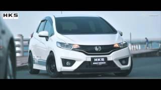 Download HKS Hi-Power Ti Honda Jazz GK Video