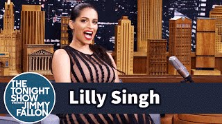 Download Lilly Singh Used Her YouTube Cred to Flirt with The Rock Video