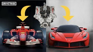 Download Why it's difficult to put an F1 engine in a road car Video