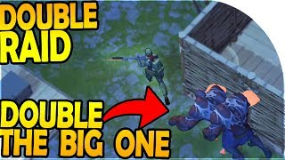 Download DOUBLE RAID... DOUBLE THE BIG ONE?! - Last Day On Earth Survival 1.7.10 Update Video