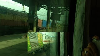 Download Humsafar Crossing with Two Duronto at Vasai Road Back to Back Video