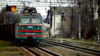 Download Длинные грузовые поезда. Freight trains Video