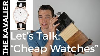 Download Why ″Watch Guys″ Hate MVMT, Daniel Wellington, 5th Watches and others... Video