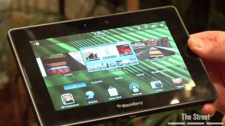 Download First Look: Blackberry's PlayBook Tablet Video